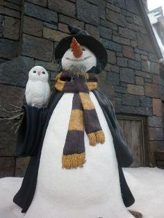 Snowman ...