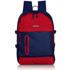 58ed2fb318a6 Adidas Neo ST Red and Blue Backpack