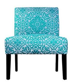 #chair #furniture #home #turquoise