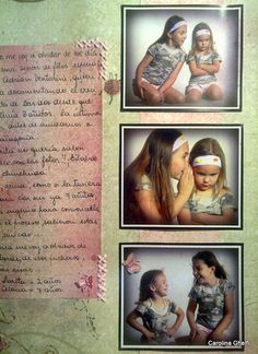 Closeup of Innocence (page 2 of 2), by Carolina Ghelfi. Second page of a 2-page LO.
