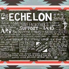 #Echelon