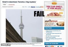 Probably Bad News: Ad Placement FAIL