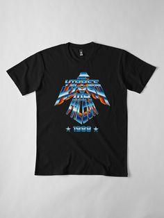 Yippee Ki Yay Mr Falcon T-Shirt by Remus Brailoiu New Retro Wave, Retro Waves, Mens Clothing Styles, Men's Clothing, Yippee Ki Yay, 80s Aesthetic, Mens Fashion, Fashion Outfits, Die Hard