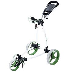 Golf Carts Ideas | Big Max Golf Big Max Blade Plus Trolley WhiteLimeGray *** Check out this great product.(It is Amazon affiliate link) #fun
