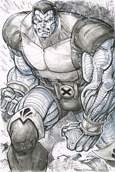 Colossus by Freddie Williams II