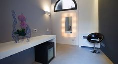 Ego 2 (light mirror), Urben - Design Hotel, #Roma