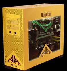 Voodoo Omen  Fantastic computer Voodoo, Album, Technology, Tech, Tecnologia