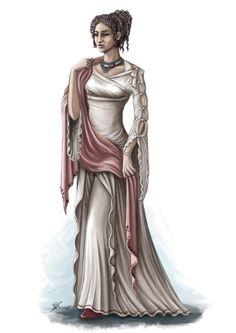 Arieana von Shoy'Rina by Neferu.deviantart.com on @DeviantArt