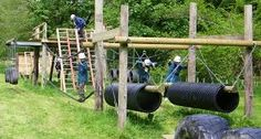 climbing obstacle wall - Google Search