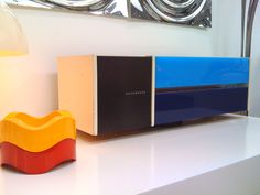RAYMOND LOEWY for NORDMENDE : SPECTRA FUTURA