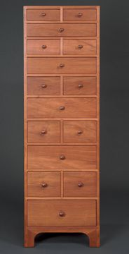 Christian Becksvoort (Furniture) - See his work at: Craftboston, Seaport from 19-21 April 2013!