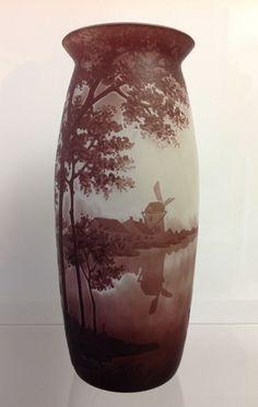 Vase Val Saint Lambert ,Lucien Petignot 1910-1914   eBay