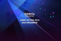 Das User Voting 2014 ist beendet! Hier die Ergebnisse! - http://www.eurovision-austria.com/das-user-voting-2014-ist-beendet-hier-die-ergebnisse/