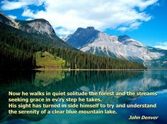 John Denver - Rocky Mountain High - 1972 Album=Rocky Mountain High  Song  Lyrics -Listen to more songs like this and other favorites at: http://www.mainstreamnetwork.com/listen/player.asp?station=kjul-fm