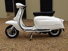 1963 Lambretta TV200