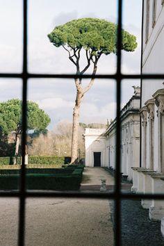 Villa Médicis, Rome  @classiquecom