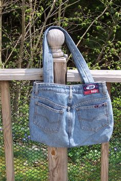 What's old is new! (been there done that) recycled/repurposed Denim projects