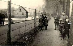 Dinxperlo aan de grens met Suderwick tijdens hoogwater 1946 ?