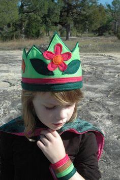 Elven Fairy Princess Crown
