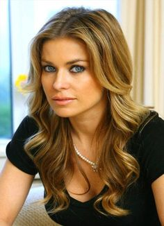 highlighted+hair+colors | hair with highlights medium brown hair hair colors light brown hair ...