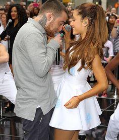 Mac Miller en Ariana Grande dating