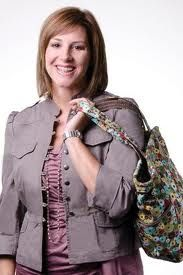 Cindy Monroe, founder of Thirty One Gifts