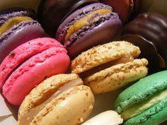 Receita les macarons passo a passo (sil), Receita de Culinarista Mauro Rebelo - Petitchef