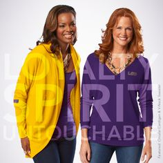 LSU Tigers | fashion apparel for women | meesh & mia