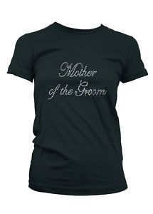 I love the mother of the bride and mother of the groom shirts. These would be great to wear while we are getting our hair done.