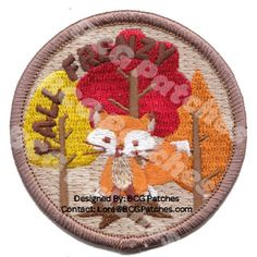 """PRE-ORDER PATCH! Patches will arrive approximately August 8, 2016 and will be shipped within 48 hours of receipt. Anyone ordering this patch will receive one email per week with the update on the order.   Patches measure 2 1/2"""" circle and are fully embroidered, sew on  Download the Program Guide to see how to earn this patch!  Choose from 20 activities to earn 100 points and earn the Fall Frenzy patch! Patches are ordered and will be arriving mid-August 2016.   Sample activities include…"""