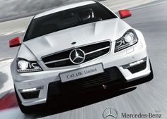 Mercedes C 63 AMG Special Edition