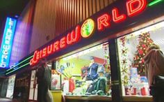 Leisure World Belfast Belfast Northern Ireland, Belfast City, The Good Old Days, Childhood Memories, Neon Signs, Cabbage Patch, Toys, Chile, Shop