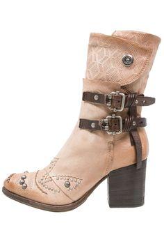 A.S.98 Cowboy/Bikerlaarzen grano/testa di moro, 224.95, http://kledingwinkel.nl/shop/dames/a-s-98-cowboybikerlaarzen-granotesta-di-moro/