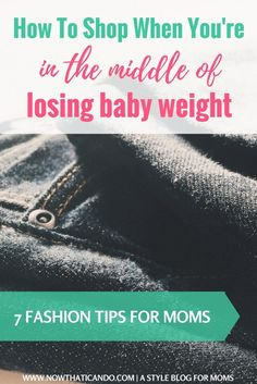 How to build your wardrobe after a baby? It's easy to feel frumpy in those early postpartum weeks. Here are some tips to accommodate your changing body and nursing/breastfeeding needs in outfits that are comfortable for new moms. These tips are really helpful!