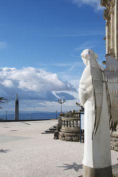 Santuário do Sameiro #Braga #Portugal