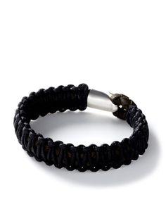 Leather Mooring Bracelet by Miansai