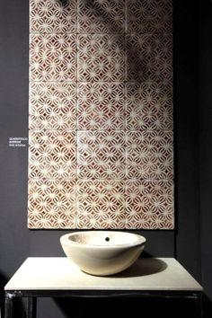 Franco Pecchioli Firenze (Italy)   Ceramica Smaltata A Mano   Pavimenti    Rivestimenti