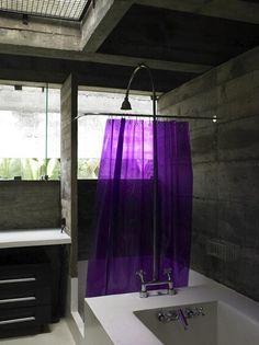 DECO... Baños de neón. | Decorar tu casa es facilisimo.com