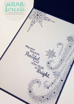 The craft spa stampin up uk independent demonstrator star the craft spa stampin up uk independent demonstrator star light last card group shot christmas cards pinterest spa group and star m4hsunfo