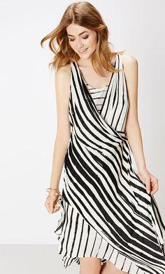 Coast Resort Collection 2016  Striped Elba Dress | £89