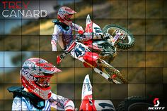 Trey Canard. Most favorite racer/cousin ever