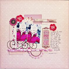 A Project by Umenorskan from our Scrapbooking Gallery originally submitted 11/26/11 at 03:09 AM