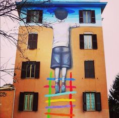 Street art by Seth Globepainter. Photo via @Anlosito