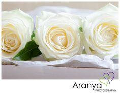 White rose wedding buttonholes shot by Kent wedding photographer, Sarah Khamsoda, of Aranya Photography at Leeds Castle http://www.aranyaphotography.co.uk/