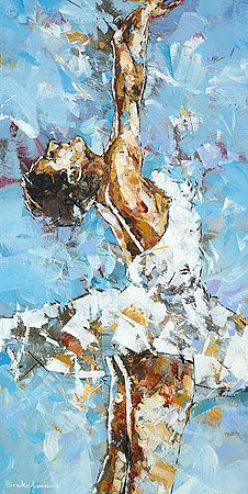 Dorus Brekelmans - ballerina