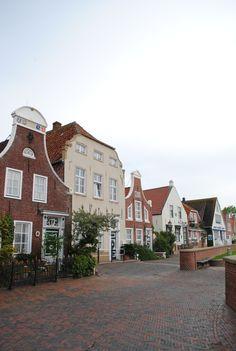 Greetsiel, Krummhörn, Ostfriesland, Nordsee (Foto: M. Leist)