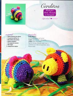 Elvira Mendoza Crochet: HOLA.