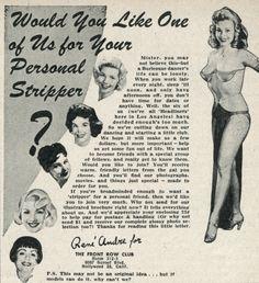 Personal Stripper
