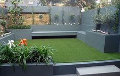 fake grass on shed roof - Google Search