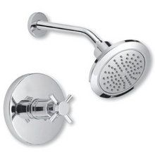 Buy the Mirabelle Polished Chrome Direct. Shop for the Mirabelle Polished Chrome Milazzo Tub and Shower Trim Package with Single Function Shower Head and save. Tub And Shower Faucets, Tub Faucet, Bathroom Sink Faucets, Bathrooms, Bathroom Fixtures, Shower Arm, Guest Bath, Shower Heads, Polished Chrome